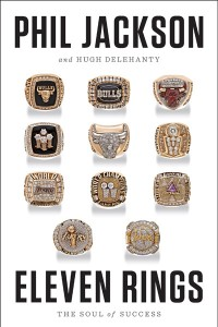 Phil Jackson's Eleven Rings