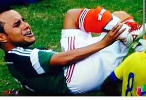 Futbol Injury
